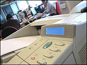 Printer in Business Environment